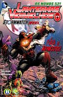 Os Novos 52! Lanternas Vermelhos #10