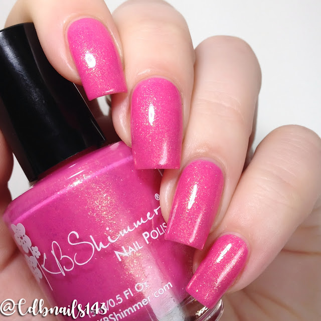 KBShimmer-I Don't Want No Shrubs
