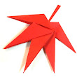 Maples Origami ~ Paper Origami Folding Diagram
