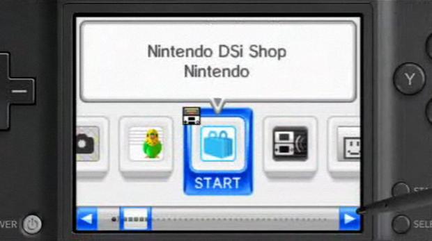 La Nintendo DSI Shop cesará su servicio este viernes