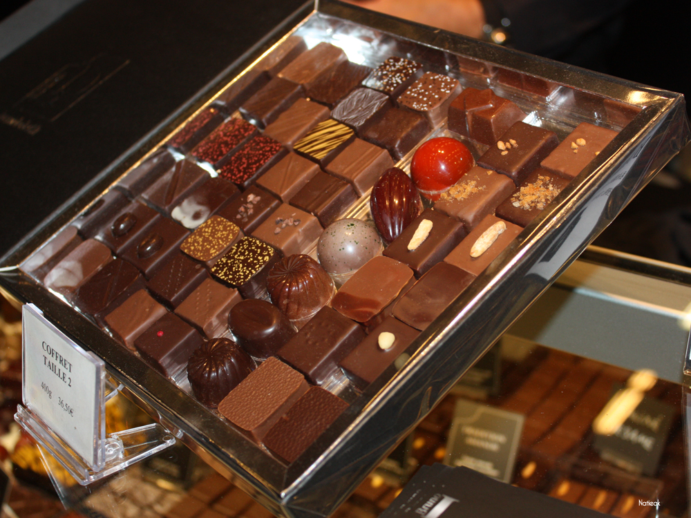 Chocolats Bruno le Derf