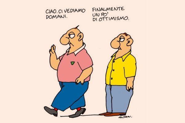 Aforismario: Frasi, battute e vignette satiriche di Altan