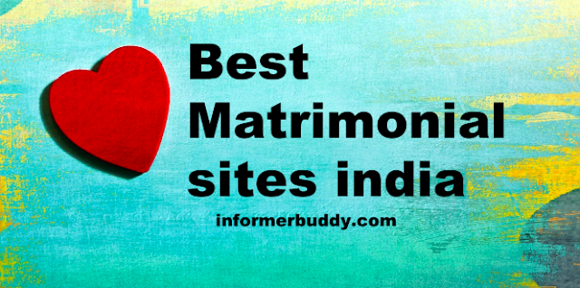 Best Matrimonial Sites in india I Top Matrimonial Sites in india