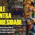 Chile coloca em prática rigorosa legislação contra alimentos que engordam