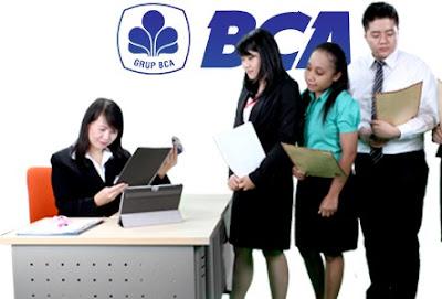 Lowongan Kerja Staf Keuangan Bank BCA 2017
