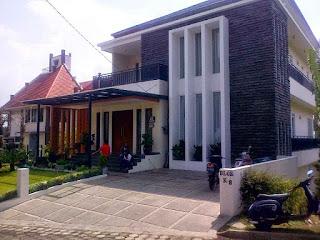 penginapan villa minimalis murah lembang bandung