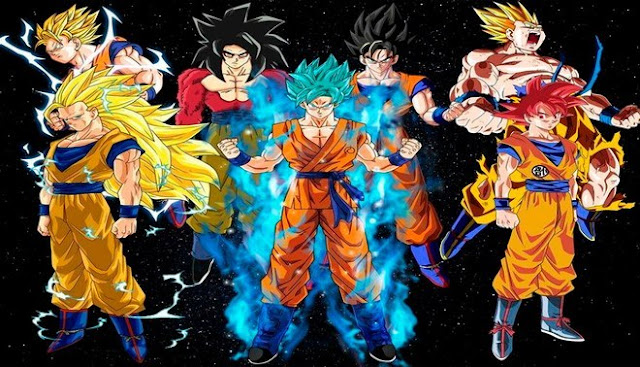 Transformaciones son Goku, Dragon ball super broly, crítica, anime, Goku, Akira Toriyama