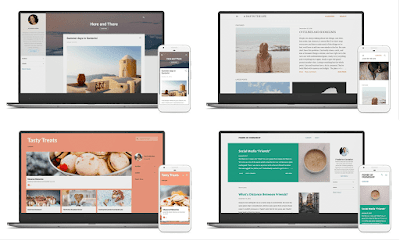 Layouts responsivos do Blogger