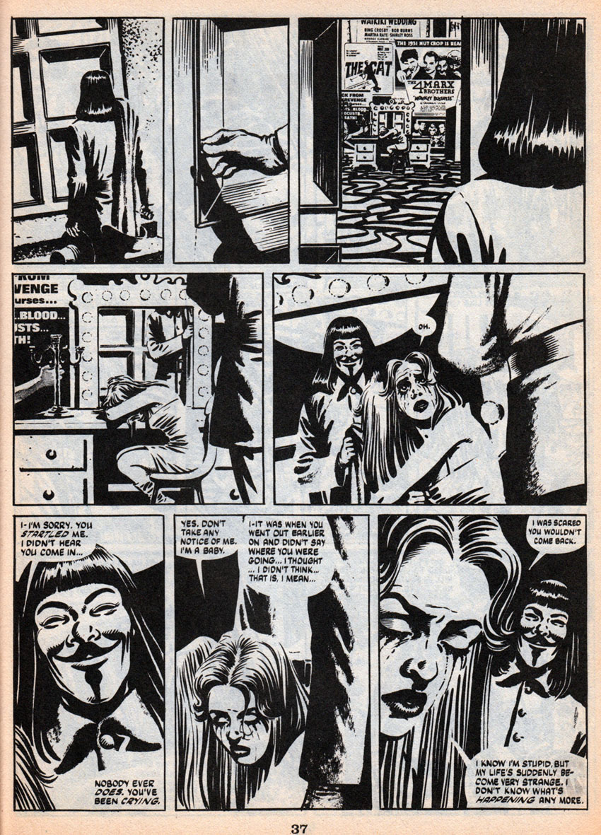 V For Vendetta Comics Pdf