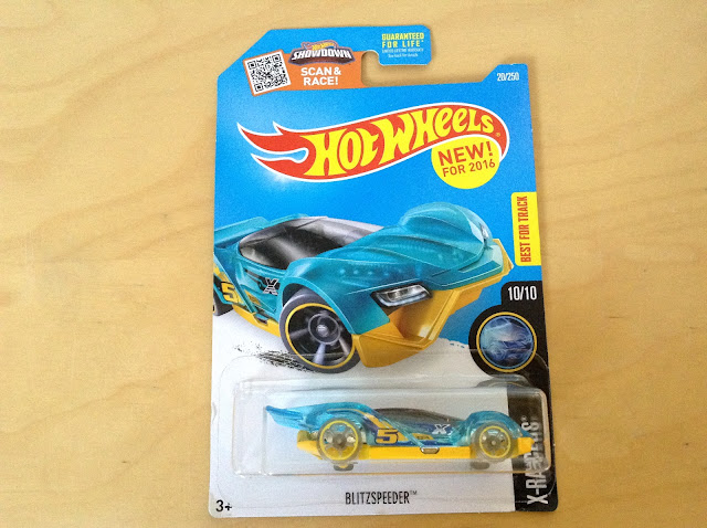 Julian 39 s hot wheels blog blitzspeeder new for 2016 x for 9 salon hot wheels 2016