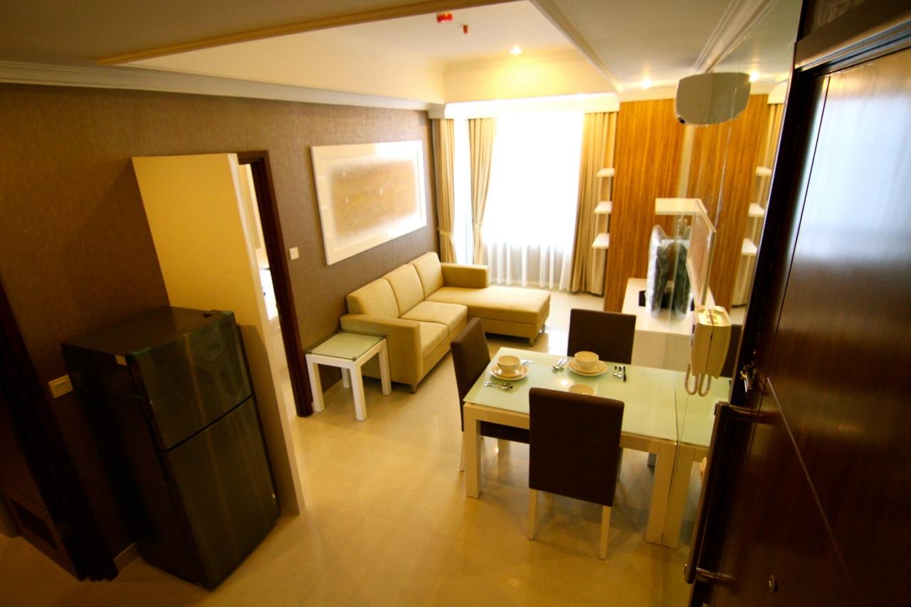 Kuningan City Denpasar Residence Apartment For Rent