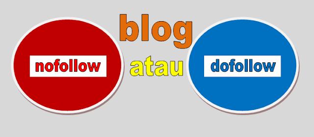 Cara Mudah Mengganti Link Blog Nofollow Ke Dofollow Dan Sebaliknya