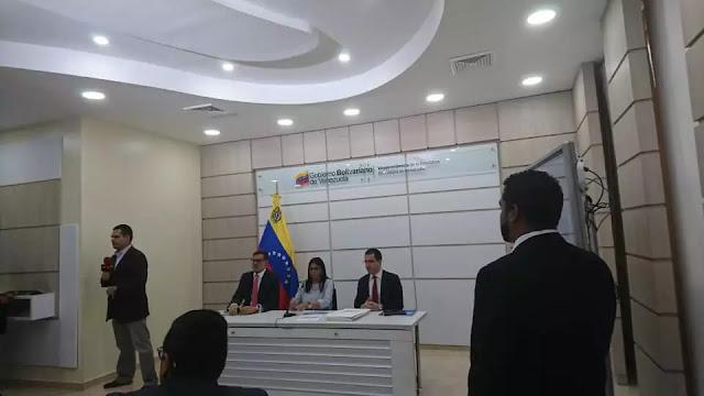 Delcy Rodríguez asegura que Venezuela es el segundo país con menor flujo de emigrantes en Suramérica