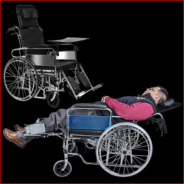 đối tượng sử dụng xe lăn tay