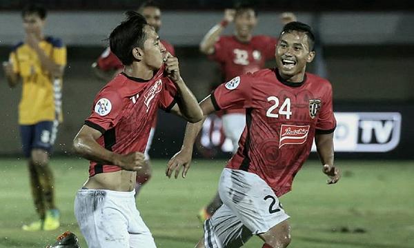[Video] Gol Pembuktian Hanis Sagara Saat Bali United Taklukan Tampines Rovers