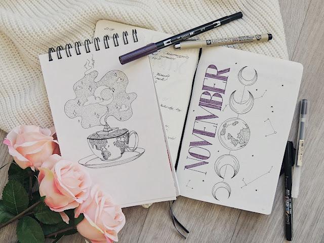 Bullet Journal November