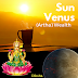 Sun and Venus (Artha - Wealth) - Mukesh Ambani