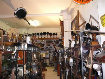 Panoramica Museo - Collezioneradionelson