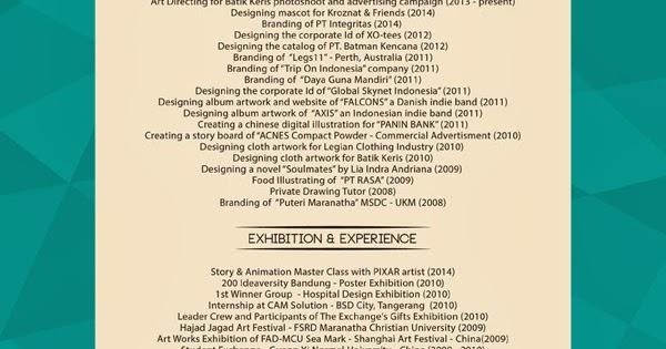 thomas kurniawan u0026 39 s portfolio  my curriculum vitae  cv