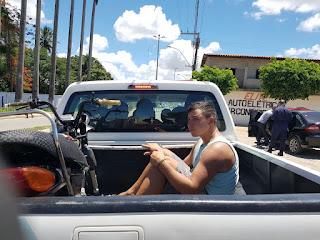 GCM de São Miguel dos Campos recupera motocicleta e prende meliante vulgo biscoito