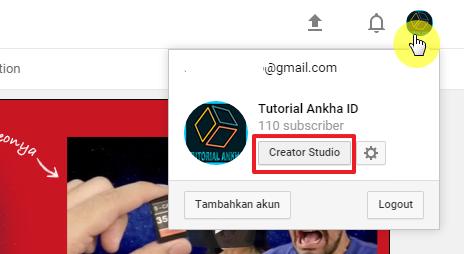 Cara Membuat Channel (Saluran) Youtube Terbaru