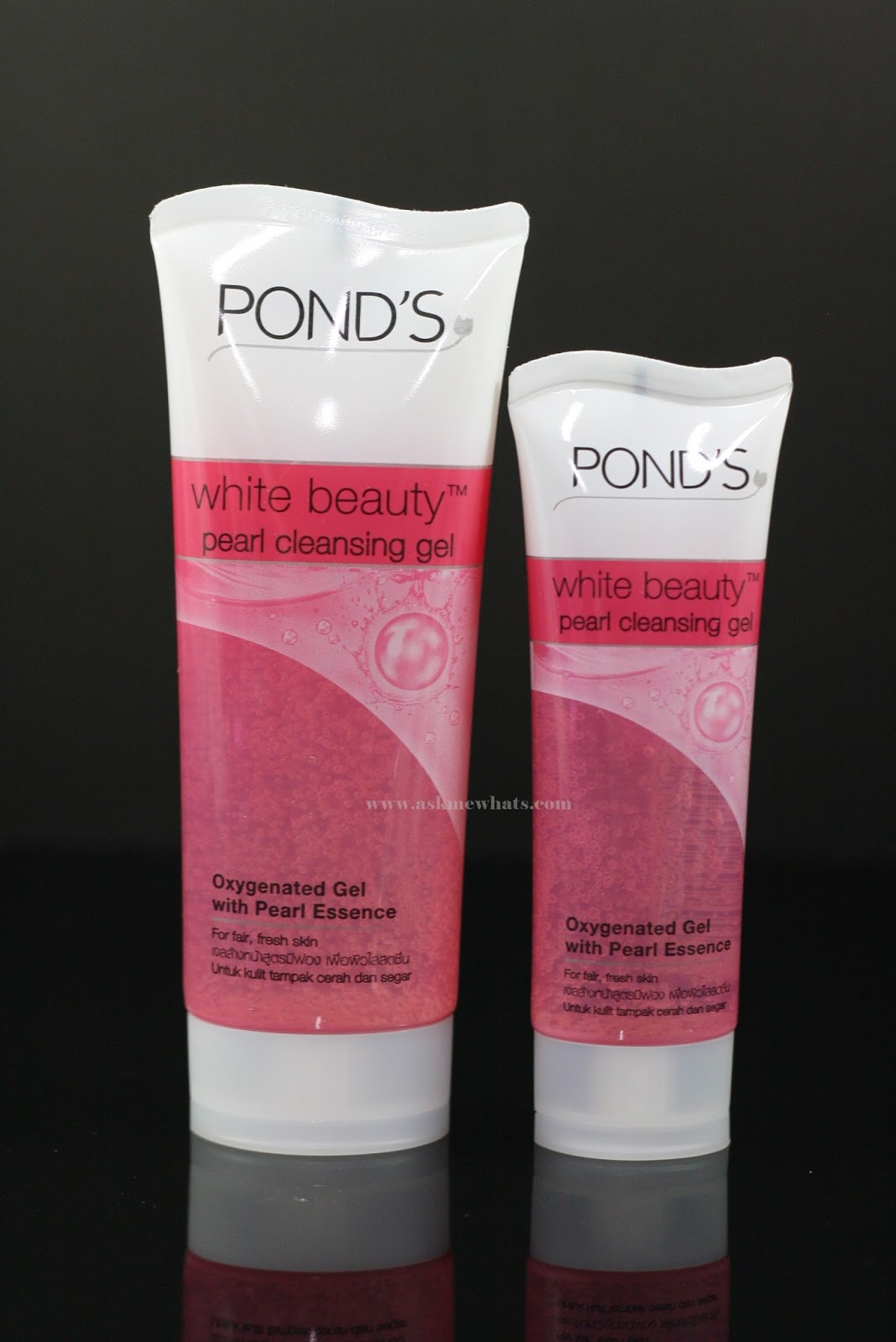 Askmewhats Top Beauty Blogger Philippines Skincare Makeup Review Ponds Flawless Dewy Rose Gel 50 G The Texture Is Amazing I Have Never Tried Cleansers And It Feels Like A Dream Doesnt Hurt That Product Smells Great My Skin Didnt Feel