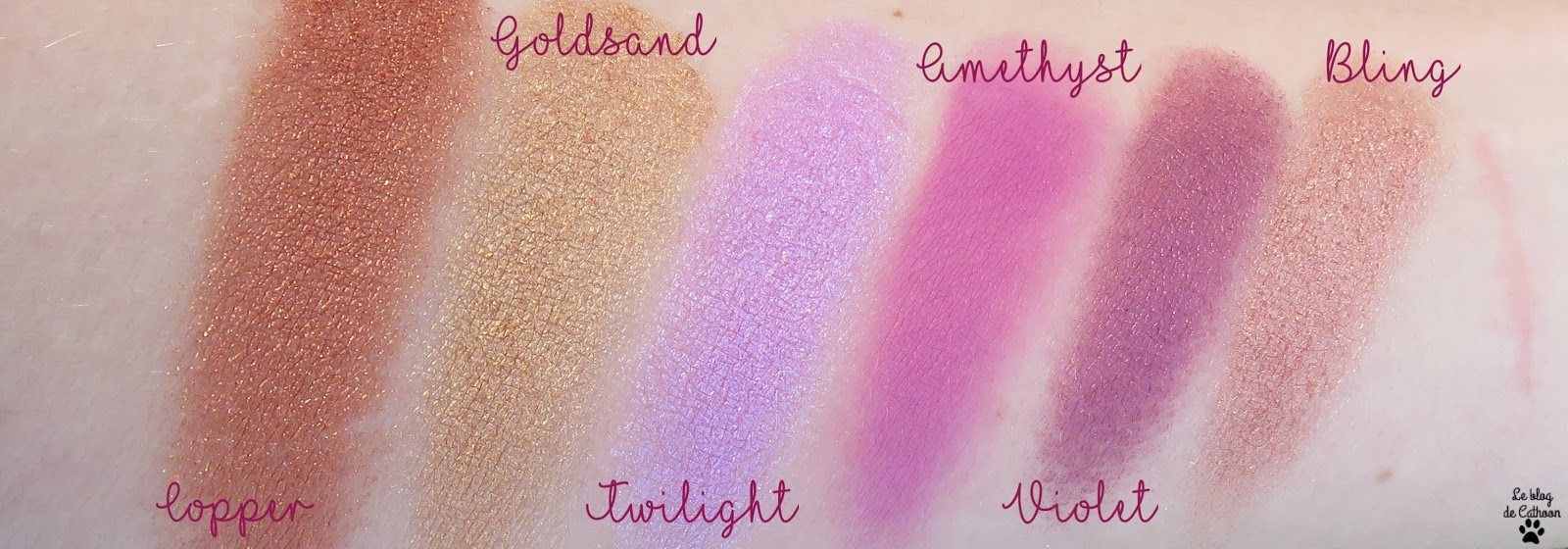 I Got You Edition - Textured Shadows Palette - Beauty Glazed