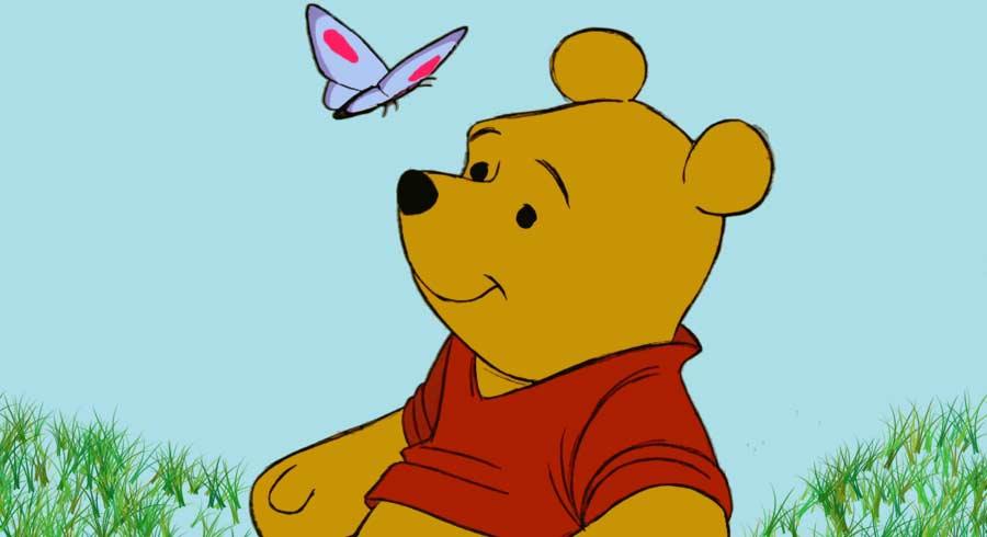 15 frases sabias que aprendimos de Winnie The Pooh