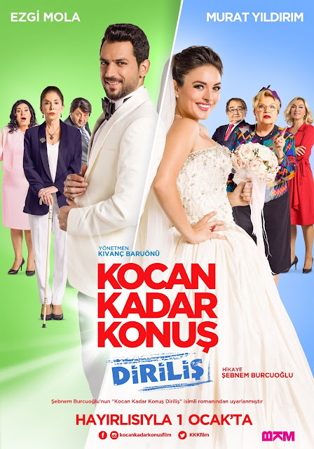 Kocan Kadar Konus Dirilis (2016) ταινιες online seires oipeirates greek subs