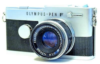 Olympus Pen FT, F.Zuiko Pen 38mm F1.8