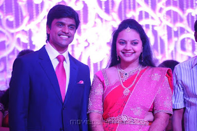 sai_kumar_daughter_jyothirmayi_wedding_reception
