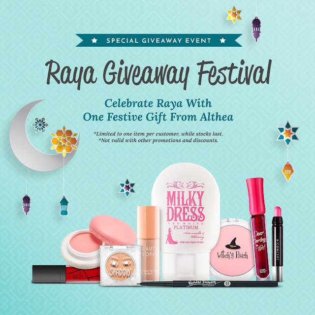 Raya Giveaway Festival