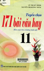Tuyển Chọn 171 Bài Văn Hay 11 - Lê Thị Mỹ Trinh