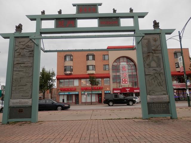visite de Chinatown à Chicago