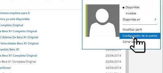 paso a paso para cambiar tu contraseña en Outlook.com