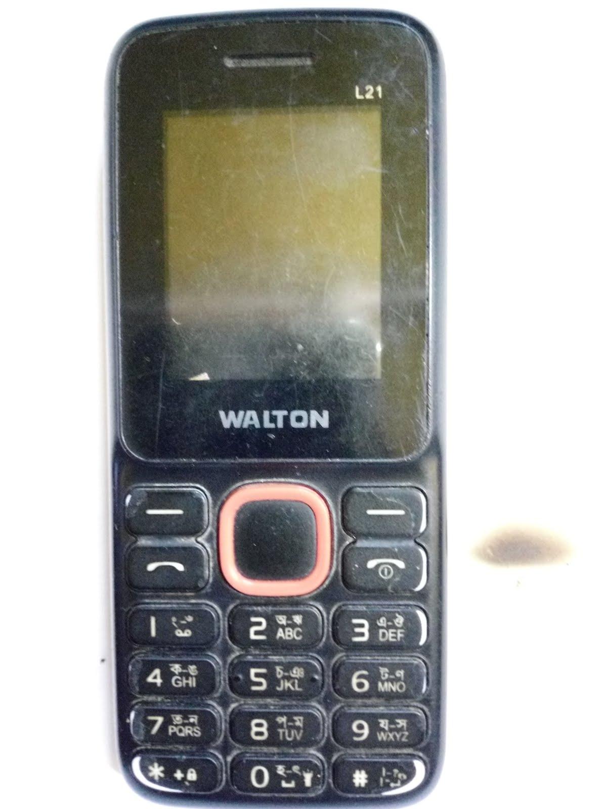 WALTON L21 SPD6531A  Firmware 100% Tested