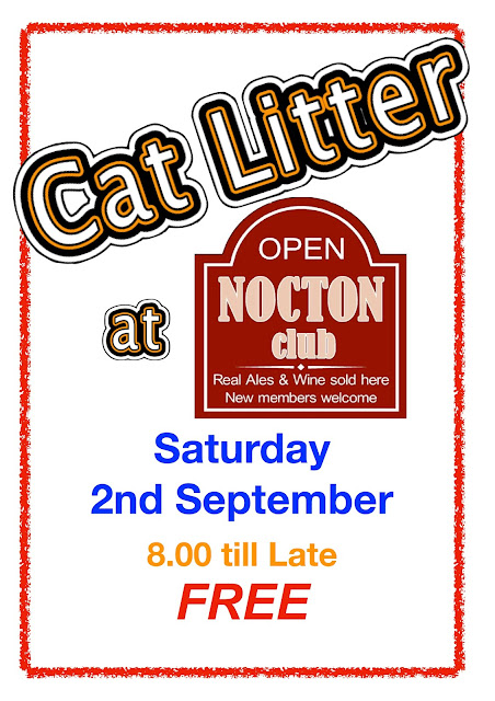Nocton Club - free Cat Litter