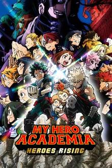 My Hero Academia: Heroes Rising Online