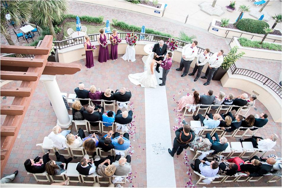Myrtle Beach Marriott Resort & Spa At Grande Dunes Weddings Venue