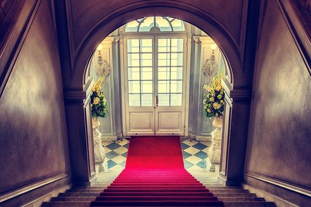 giriş holü dekorasyonu