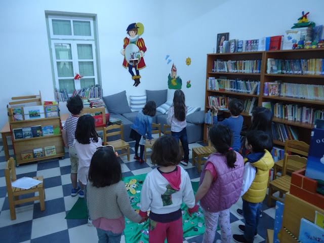 «Έφτιαξαν τη δική τους Άνοιξη με ιστορίες και λουλούδια» στη Δημοτική Βιβλιοθήκη Κρανιδίου