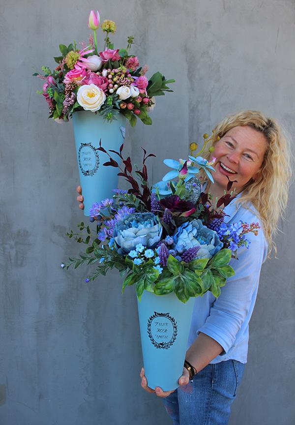 Boskie dekoracje z wiecznych kwiatów