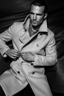 Adam Cowie updates his modeling portfolio in stunning black and white photo spread. See photo spread at JasonSantoro.com