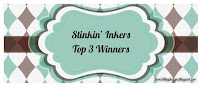 Stinkin' Inkers Top Three Award