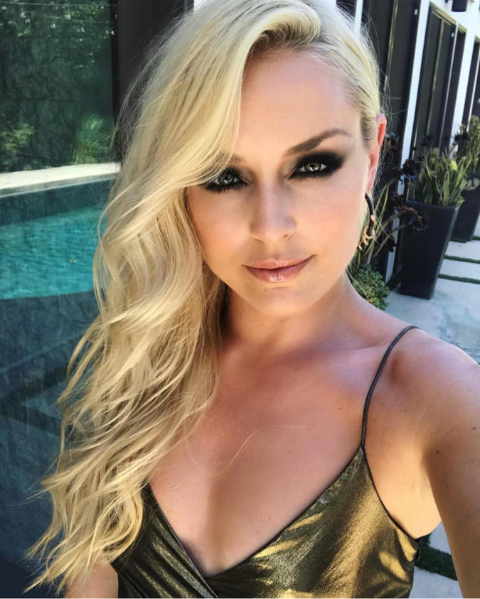 Lindsey Vonn Biography and Photos