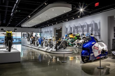 The Petersen Launches Electric Motorcycle Exhibit