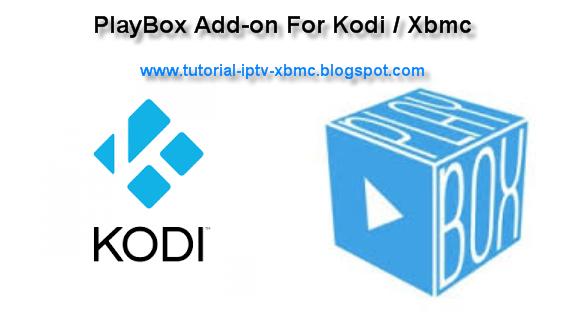 PlayBox HD Add-on For Kodi xunitytalk Repo - New Kodi Addons