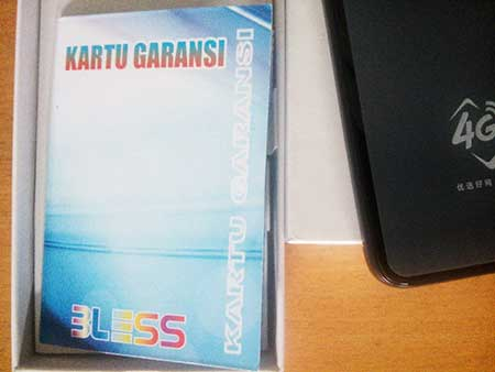 Nomor Call Center Customer Service Garansi BLESS