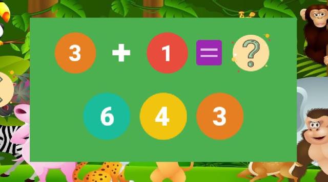 تطبيق رائع لتعليم الأطفال الجمع و الطرح و المقارنة و الحساب بطريقة سهلة باعتماد الصور 16