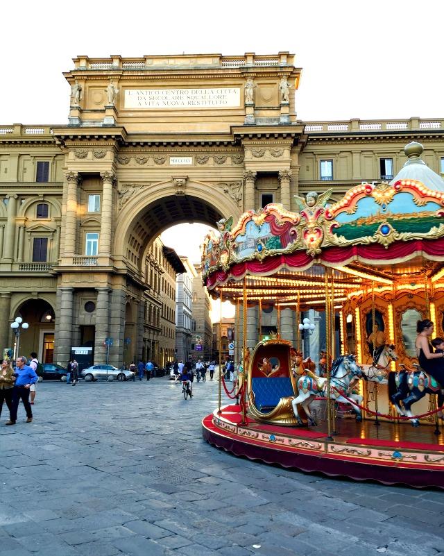 Florenz - Firenze -  Reisen mit Kindern